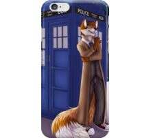 Dr. Who Fox iPhone Case/Skin