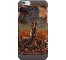 Birth of the Dragon Queen iPhone Case/Skin