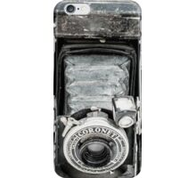 BOX CAMERA iPhone Case/Skin