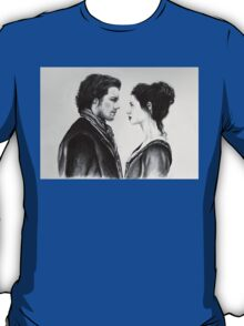 Jamie and Claire - Outlander T-Shirt