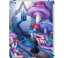 Alice Gates to Wonderland iPad Case/Skin