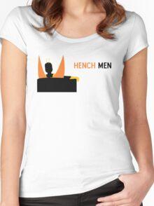 Hench Men Women's Fitted Scoop T-Shirt