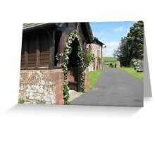 St. Mary Magdalene, Broughton-in-Furness Greeting Card