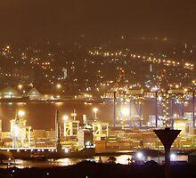 Durban Harbour by Leon Homan