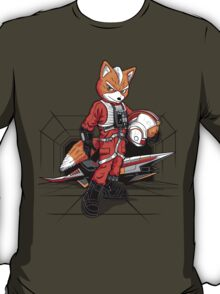 Rebel Fox T-Shirt
