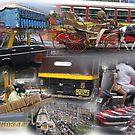 Mumbai's transportation by dhphotography