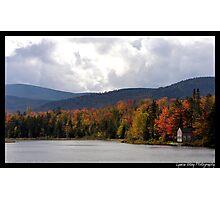 Beaver Pond Photographic Print