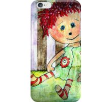 Sally Sunshine iPhone Case/Skin