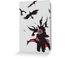 Naruto Akatsuki Greeting Card