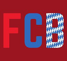 FCB - Red by kmgee