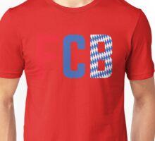 FCB - Red Unisex T-Shirt