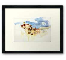 Budva Framed Print