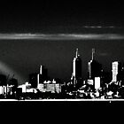 Melbourne at Dusk by Daniel Mulcahy