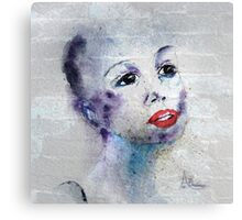 The Woman I Am Canvas Print