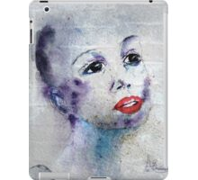 The Woman I Am iPad Case/Skin