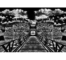 Medieval Fortress Kalemegdan Belgrade Photographic Print