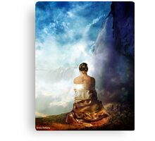 release me Canvas Print