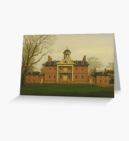Merilend Estate Greeting Card