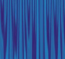 Blue Silk Drapes by xorbah