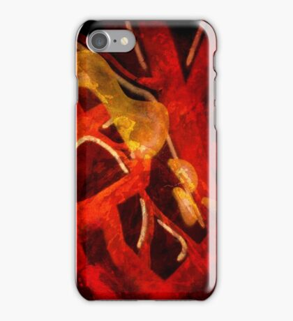 InSiDe ThE CoRe iPhone Case/Skin