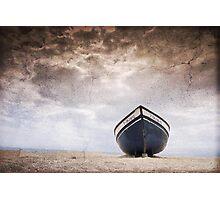 Stranded Photographic Print