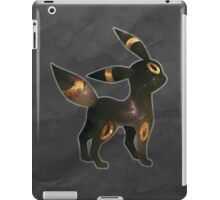 Umbreon Silhouette iPad Case/Skin
