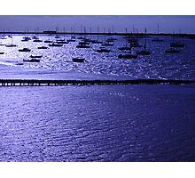 Ebb Tide Photographic Print