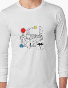 Budgy Beatz Long Sleeve T-Shirt