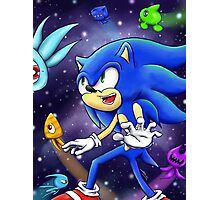 Sonic & The Wisps Photographic Print