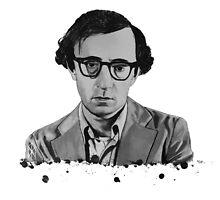 Woody Allen by OnaVonVerdoux