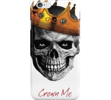 Hopsin - Crown Me iPhone Case/Skin