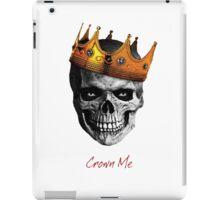 Hopsin - Crown Me iPad Case/Skin