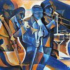 Night Of Jazz 12 by Mandell Maull