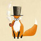 Fancy Fox by Eric Fan