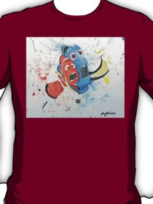 Don't Tap on the Glass; It Scares the Fish T-Shirt