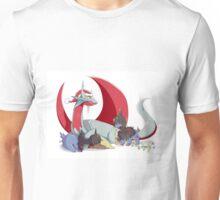Dragon Holiday Unisex T-Shirt