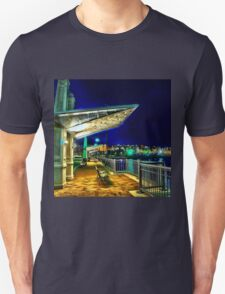 Date Night- Piers Park,East Boston Unisex T-Shirt