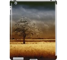 And the rains came..... iPad Case/Skin