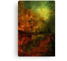 Fall Road To Renewal Canvas Print
