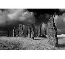 Callanish, Isle of Lewis Photographic Print