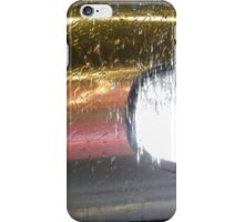 Stormy journey iPhone Case/Skin