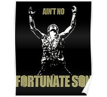 Fortunate Son Poster