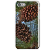Pinecones iPhone Case/Skin