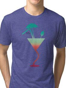 Summer fantazy cocktail Tri-blend T-Shirt