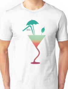 Summer fantazy cocktail Unisex T-Shirt