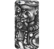 Quick Thought of a Thought. iPhone Case/Skin