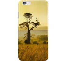A Boab Sunrise iPhone Case/Skin