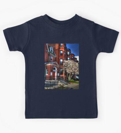 Streets of Boston Kids Tee