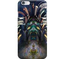 Space Indians iPhone Case/Skin