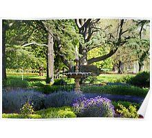 Fountain Garden.. Poster